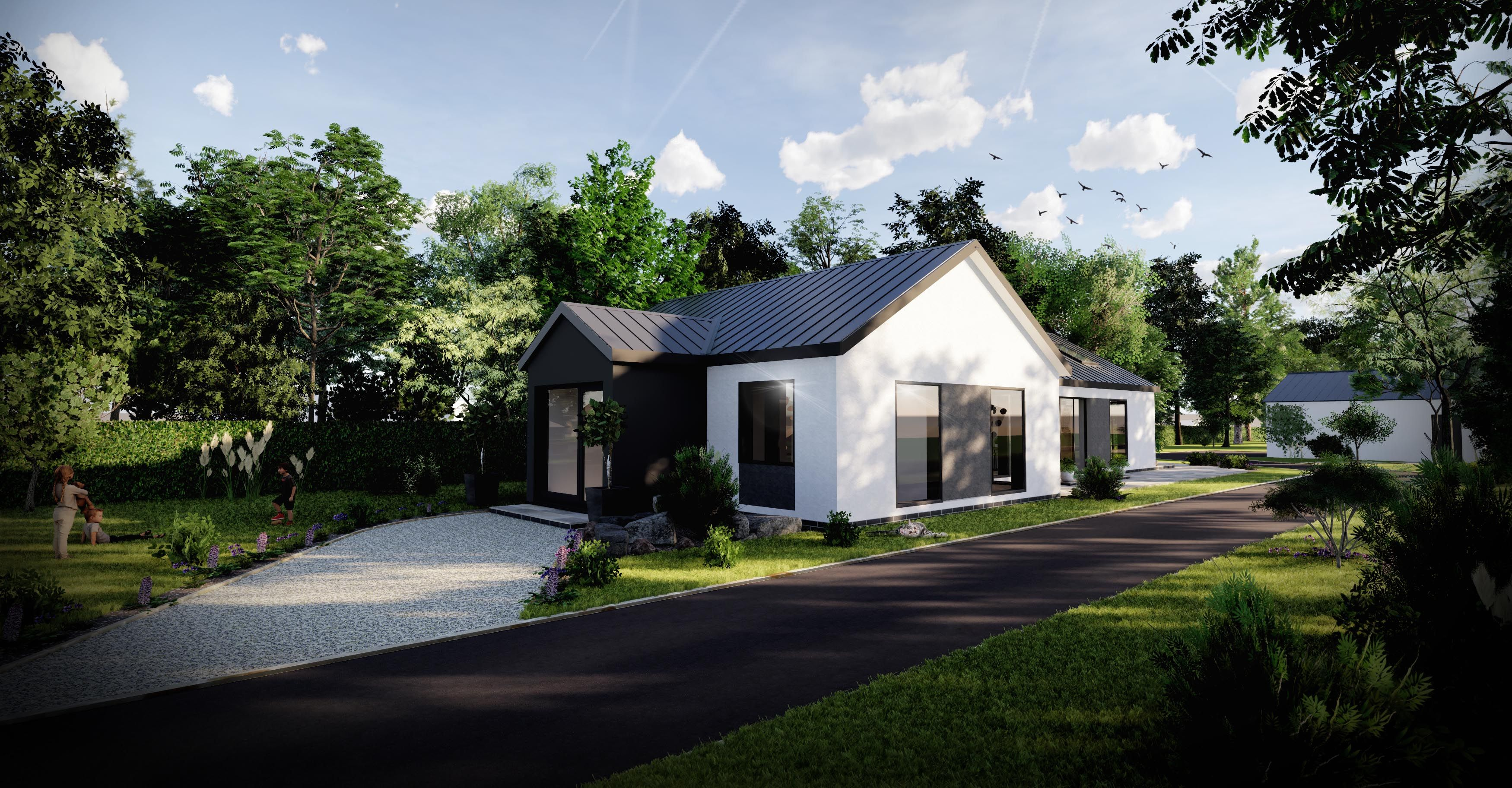 Planning permission granted for bungalow in Chesterfield