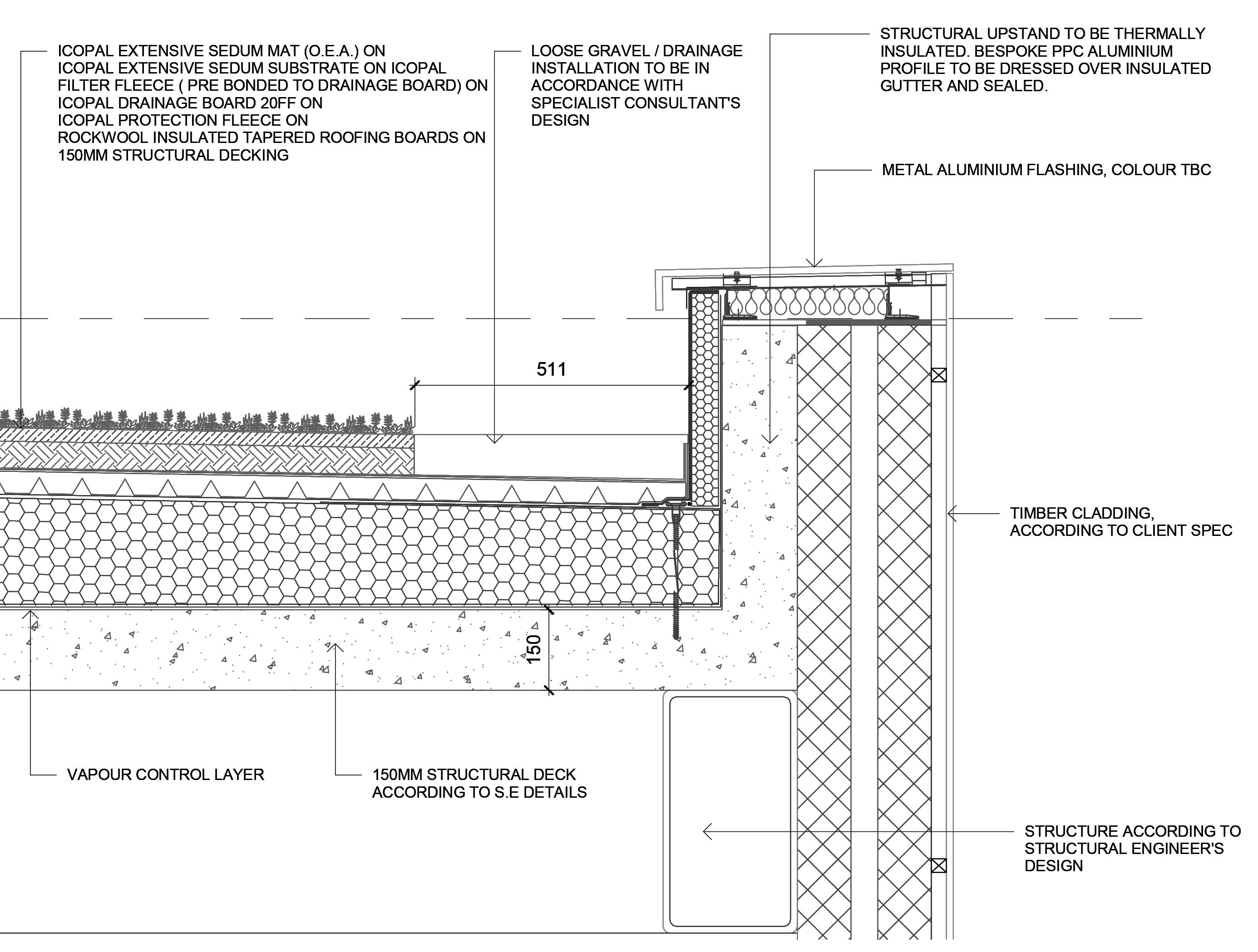 Building regulations drawings for Derbyshire projects