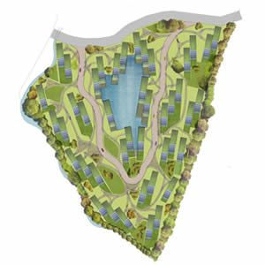 Eco Village Masterplan