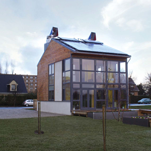 Eco-friendly architectural projects by Manning Holden Architects, Matlock