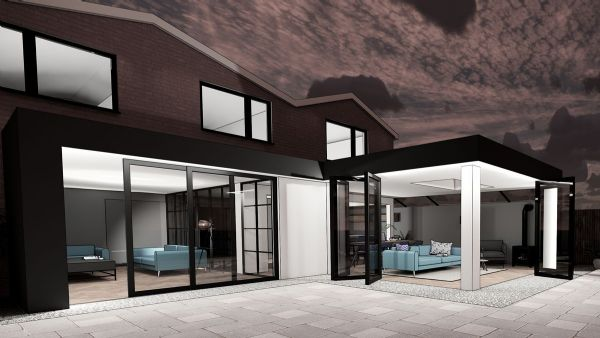Home Extension, Amber Valley, Derbyshire
