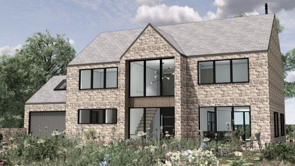 New Build Home, Brackenfield, North East Derbyshire